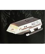 Hallmark Star Trek Enterprise Ornament Spock Speaks Christmas Collectible - $18.00