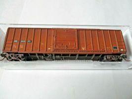 Micro-Trains # 02544146 Hartford & Slocumb Weathered 50' Rib-Side Boxcar N-Scale image 4