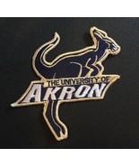 University Of Akron ZIPS College Football Iron on Patch Badge Sewn Emble... - $4.09