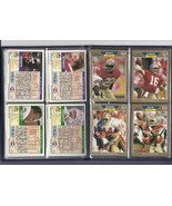 Super Bowl XXIV GTE Special Collectors Limited Edition Superbowl NFC & AFC  - $20.00
