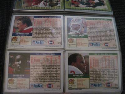 Super Bowl XXIV GTE Special Collectors Limited Edition Superbowl NFC & AFC  image 3