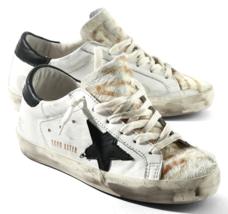 Golden Goose Women's Superstar Low Top Sneakers G29WS590 F16 - Authentic - $385.95