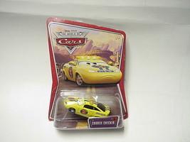 Disney Pixar Cars Charlie Checker #65 Official Pace Car - $14.99