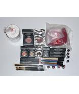 MAC Cosmetic 30 PC Brush Lipstick Eye Shadow Blush Liner Set - $300.00