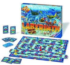 Ravensburger Ocean Labyrinth Board Game [New] - $39.99