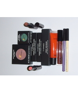 MAC Cosmetics 8 PC Lipstick Blush Eye Liner Shadow Gloss Set - $79.99