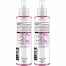 2 Pack Facial Mist Spray With Rose Water 4.4 Fl Oz Each - $29.70