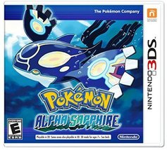 Pokémon Alpha Sapphire - Nintendo 3DS [video game] - $88.25