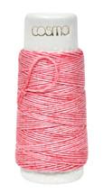 Cosmo Hidamari Sashiko Variegated Thread 30 Meters Strawberry Milk - $5.95