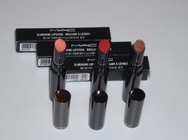 MAC Cosmetics 3 PCS Slimshine Lipstick Set - $29.99