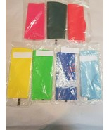 Lot of 7 Women's Swimming Swim Caps Colors Pink, Blue, Green, Yellow, Or... - $14.99