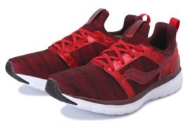 Saucony Stretch N Go Ease Sz 9 M (D) EU 42.5 Men's Running Shoes Red S40... - €36,46 EUR