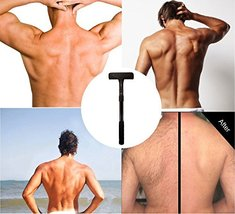 NewLifeStore DIY Back Shaver 20 Inch Extra Long Handled Body Groomer and Trimmer image 2