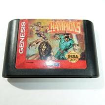 Eternal Champions (Sega Genesis 1993) Fighting Video Game Cartridge Only - $4.94