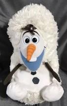 "Disney Frozen 14"" OLAF Plush Hideaway Pillow Pet Snowball Snowman Hide A... - $22.11"
