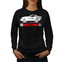 Speed Racing Jumper Car Women Sweatshirt - $18.99