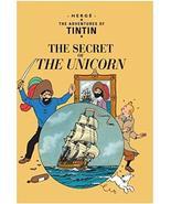 The Secret of the Unicorn (Adventures of Tintin) [Paperback] Herge; Lons... - $4.95