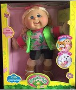 Cabbage Patch Kids Doll with Adoptimals Key Blonde Adventure Doll - $74.95