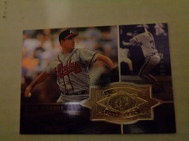 Greg Maddux 1998 Upper Deck SPX #142 Finite Radiance Baseball Card NM/M ... - $1.79