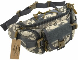 ArcEnCiel Water Resistant Tactical Waist Military Fanny Packs Hip Belt Bag - $27.97
