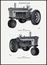 Farmall IH 460 & 560 TRACTORS Shop & Operator-2- MANUALS Service Repair & OWNER image 1