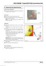Massey Ferguson MF6465 MF 6465 Tractor SERVICE & PARTS Manual -2- MANUALS CD image 4