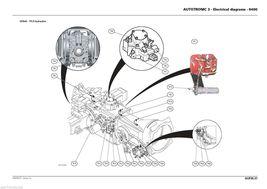 Massey Ferguson MF6465 MF 6465 Tractor SERVICE & PARTS Manual -2- MANUALS CD image 7