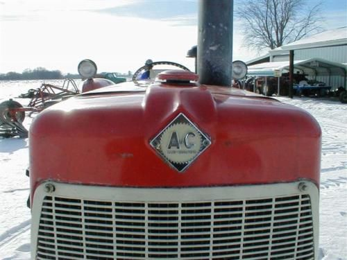 Allis Chalmers AC D-14 D14 TRACTOR Service SHOP Manual - SEARCHABLE & INDEXED CD