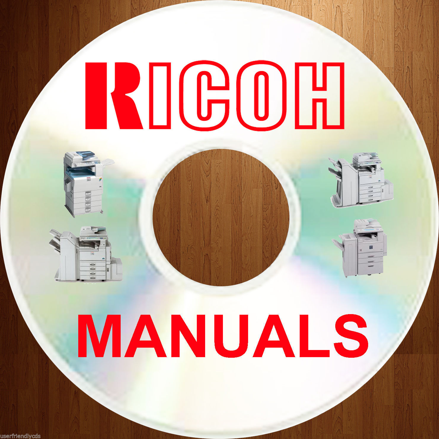 Ricoh B W Analog Copier Service Manuals And 50 Similar Items