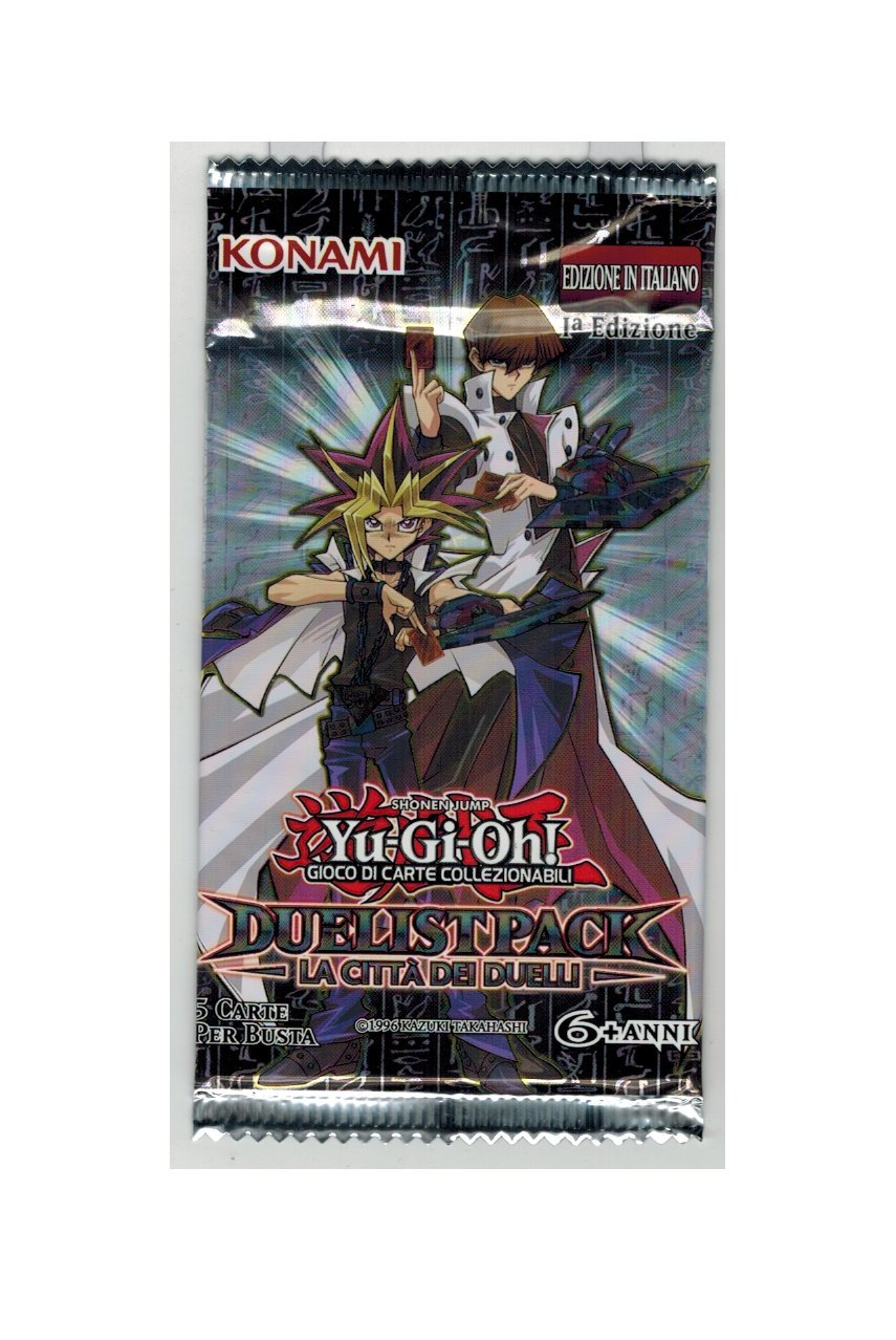 Yu-Gi-Oh Duelist Pack La Citta dei Duelli Cards Booster Pack 1st Ed. - $3.00