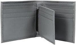 Calvin Klein Ck Men's Leather Bifold Id Wallet Key Chain Set Rfid 79220 image 7