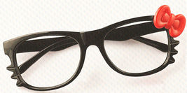 Cute Fashion Retro Nerd Style Glass Frame Cosplay Costume Lovely Vintage Eyewear image 5