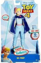 New Disney Pixar Toy Story 4 - True Talkers - Bo Peep - $14.84