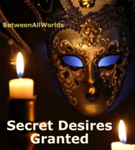 hdz Black Magick Voodoo Conjure GrantsAll Secret Desires + Sex Wealth Lo... - $149.34