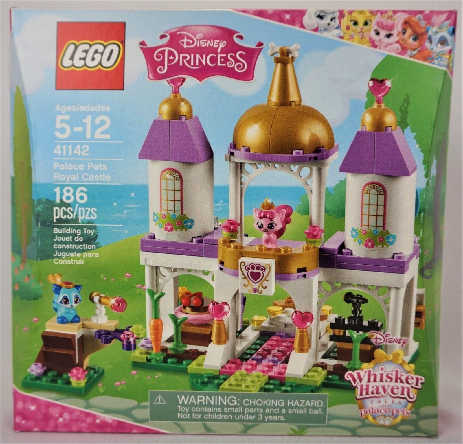 Lego Disney Princess 41142 Palace Pets Royal Castle [New] Building Set