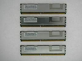 16gb (4x4gb) für Intel D5400xs Nsw1u Sr2500 Sbxd132 Mfs5000si - $109.29
