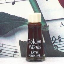 Max Factor Golden Woods Bath Perfume 1/8 TH. FL. OZ. Dark. NWOB - $59.99