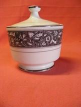 Empress China Patrician Covered Sugar Bowl Pattern # 171 - $13.49