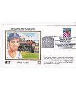 BROOKLYN DODGERS STAN ROJEK JACKIE ROBINSON STADIUM BROOKLYN Y 4/15/97 Z... - €1,74 EUR