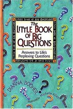 The Little Book Of Big Questions Booher, Dianna and Allen, Michelle - $14.99