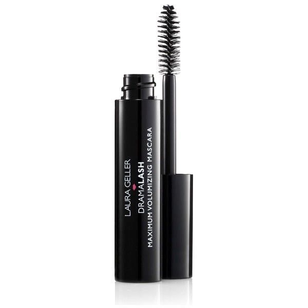 Primary image for LAURA GELLER DRAMA LASH MAXIMUM VOLUMIZING MASCARA BLACK 0.46 OZ