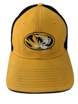 Missouri Tigers Mizzou The Game Fitted L Adult Baseball Ball Cap Hat - $12.86
