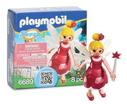 Playmobil Super 4 Fairy Lorella #6689 New in Box - $7.88