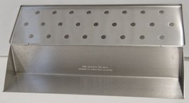 Charcoal Companion CC4066 Stainless Steel Gas Grill Smoker Box image 2