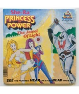 She-Ra - The Jewel of Light SEALED 7' Vinyl Record / 24 Page Book, 1986 - £52.93 GBP
