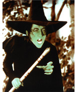 The Wizard of Oz unsigned Wicked Witch of the West Vintage Color 8x10 Ph... - €16,45 EUR