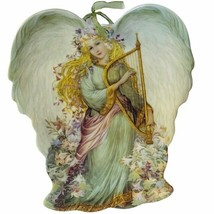 Bradford Exchange collector plate wall hanging Serenity Song Symphony An... - $28.98