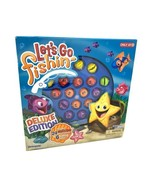 Let's Go Fishing Deep Sea Deluxe Edition Game. Race To Catch The Most Fish. - $6.99