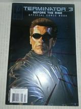 Terminator 3 Before The Rise # 1 2003 Beckett Comics - $10.89