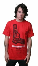 Rogue Status Mean Streets 2 Red T-Shirt Size: S